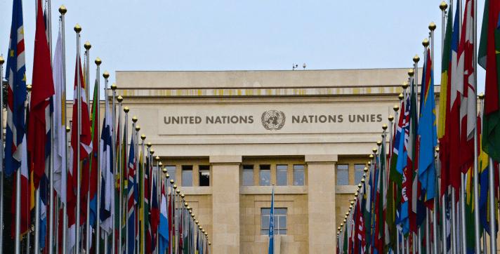U.N. Building