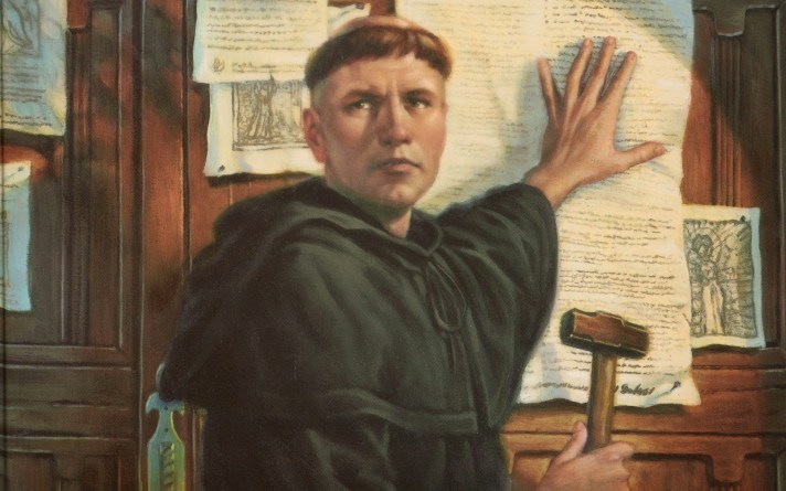 Luther - 95 Theses