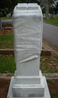 girardeau's grave