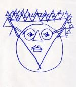 portrait géométrique 2