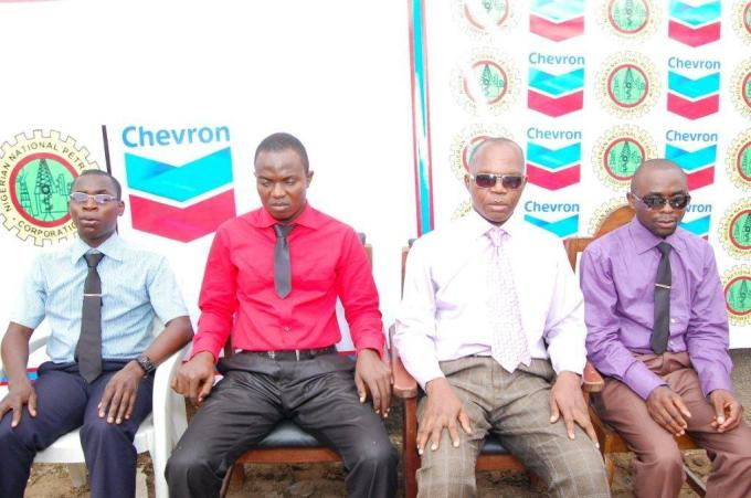 CHEVRON Scholarship Past Questions