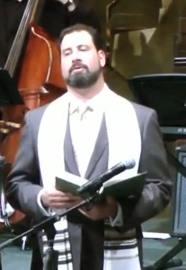 LA Wedding Rabbi Spike Anderson
