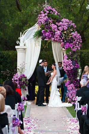 Jewish Wedding: Chuppah