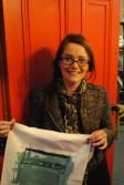 Deborah Gormley and her Retro Radio design