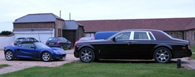 Lotus Elise vs. Rolls-Royce Phantom