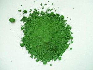 Green Chorme Oxide