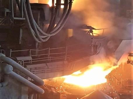 Developments in EAF – Steelmaking