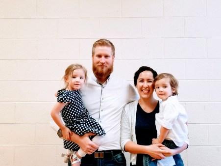 Melissa & Jeremy Hostetler Family