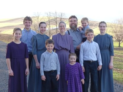 Amy Hershberger Family