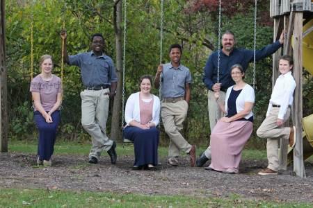 Rachel & Glen Zehr Family