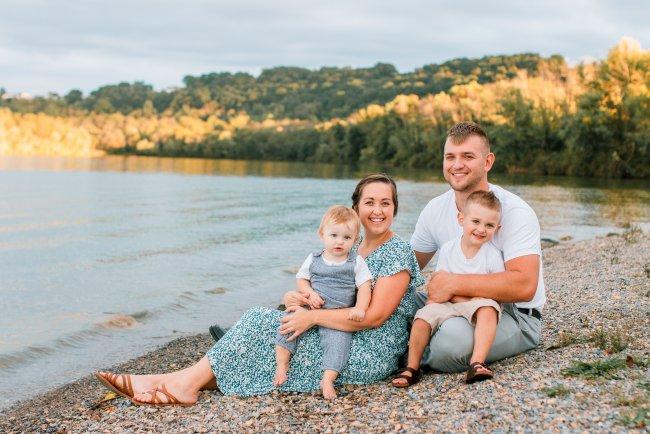 Joelle & Jordan Zimmerman Family