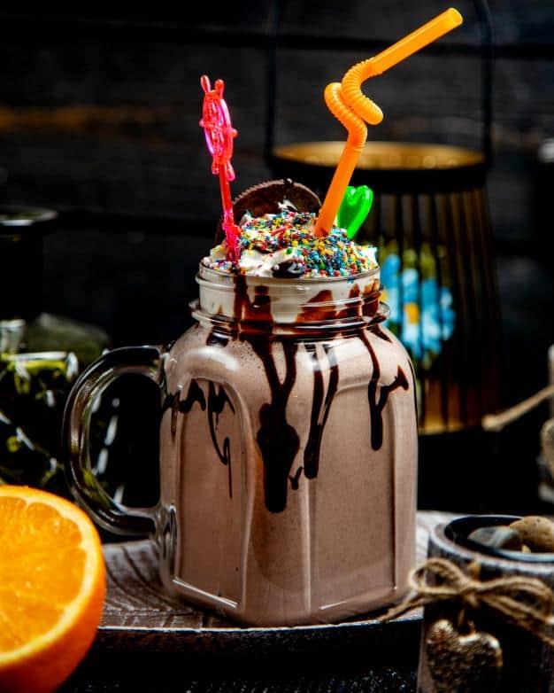Chocolate Frappuccino