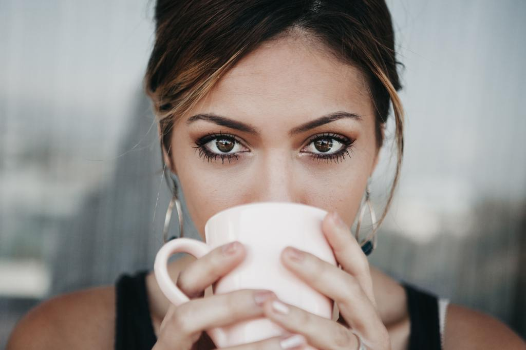 Coffee for skin care