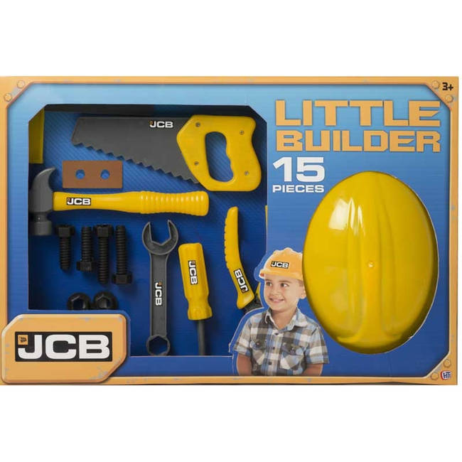 jcb little builder diy