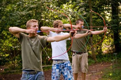 Archery_Teens_Men_Activities