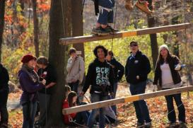 Youth_Retreat_Teambuilding_Giant Ladder