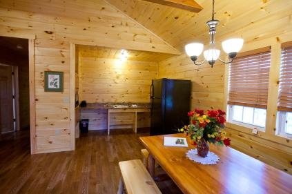 Cabin_Living Room_Family_getaway