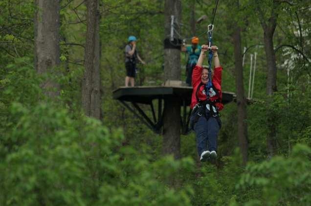 Aerial Excursion_Zipline_Women_Summer