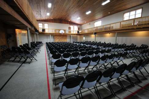 Gym 2 Meeting Room