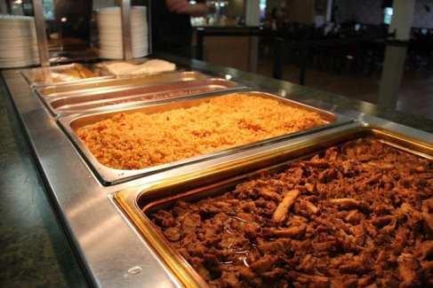 Kitchen_Retreat_Food_Buffet_Taco Night