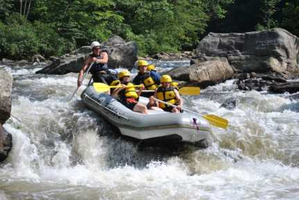White Water Rafting_Adults_Summer