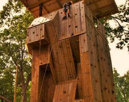 Climbing Tower_Activities_Men
