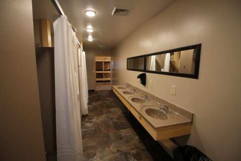 Bunks 1-4 Bathroom