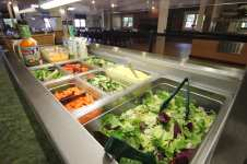 Salad Bar Food Dining Hall