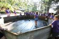 GaGa Ball Recreation Summer Youth Retreat