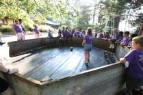GaGa Ball Recreation Summer Youth Retreat