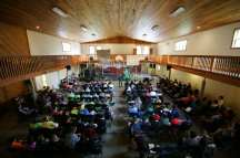 Meeting Room Youth Retreat
