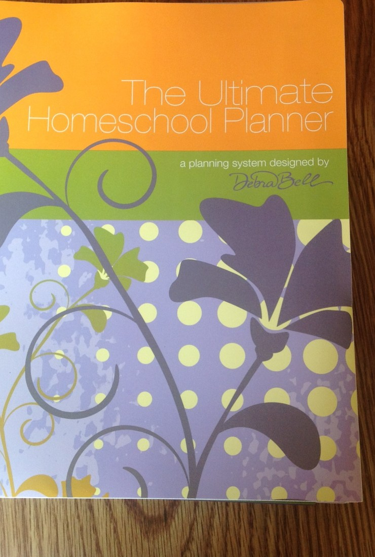 Refreshing Review: Debra Bell's The Ultimate Homeschool Planner from Apologia