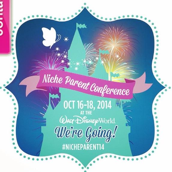 #NicheParent14…here I come!