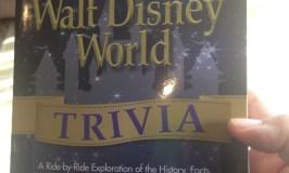 Refreshing Talk book review: The Hidden Magic of Walt Disney World Trivia by Susan Veness