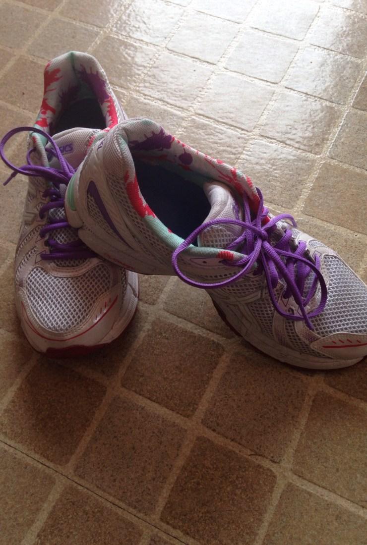 Fitness journey update #1: #MyMarchMarathon !