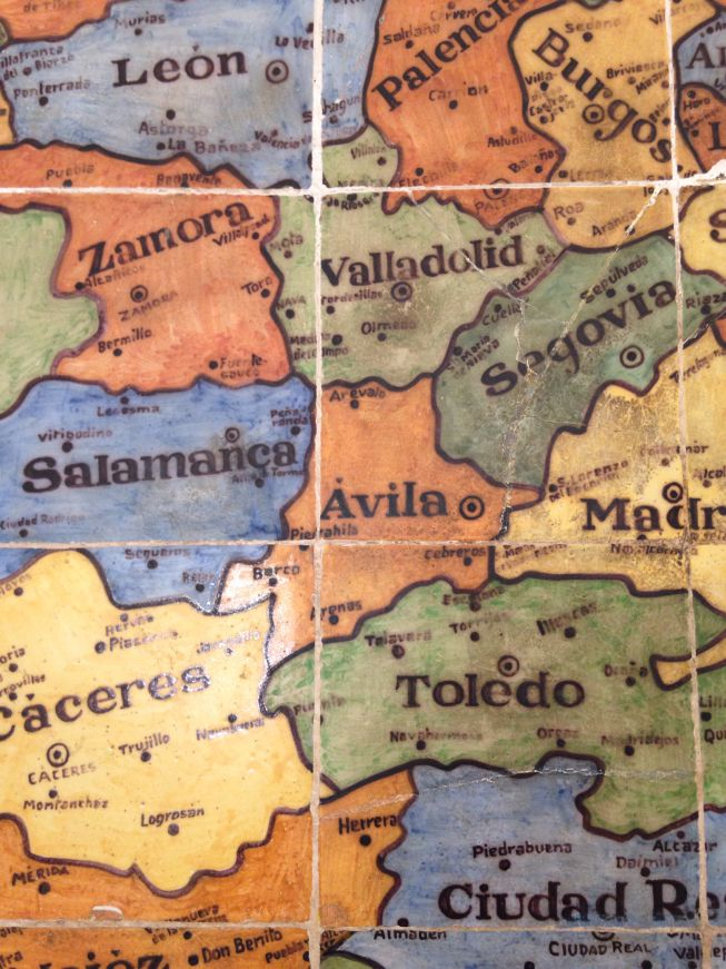 Saying farewell to Salamanca…was hard!