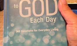 Review: Closer to God Each Day by Joyce Meyer