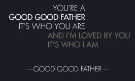 "New video & giveaway from Chris Tomlin! ""Good, Good Father"""