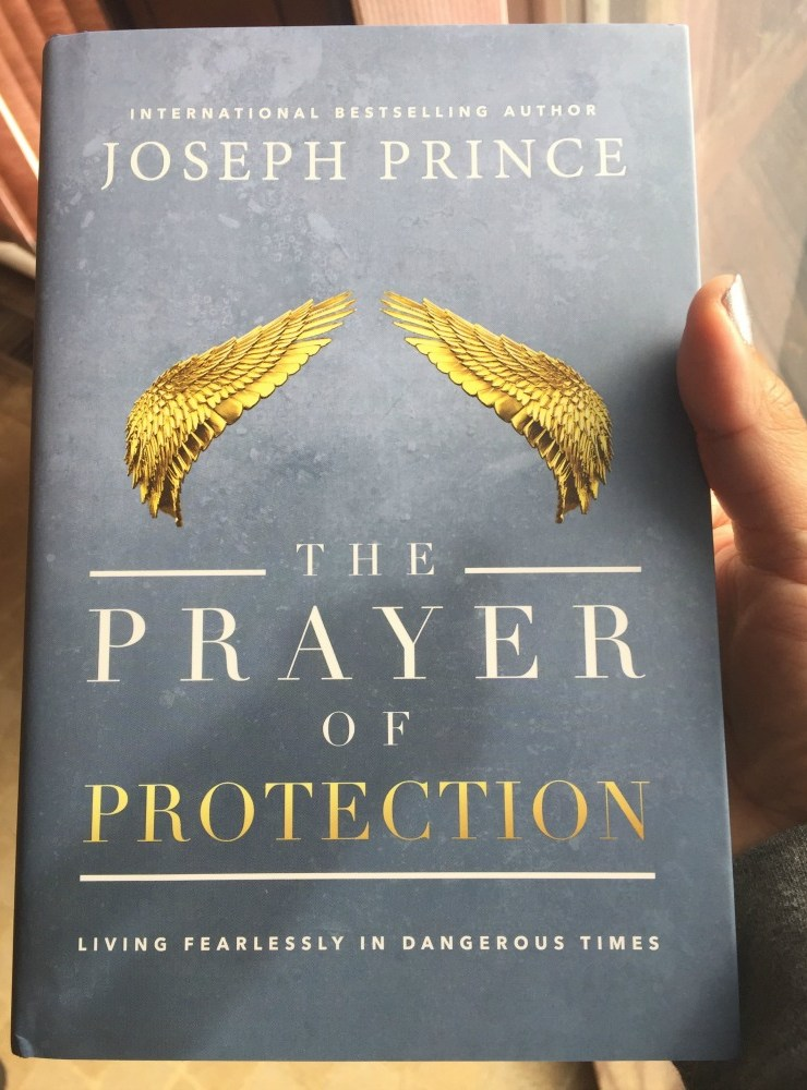 Refreshing Review! The Prayer of Protection, Joseph Prince