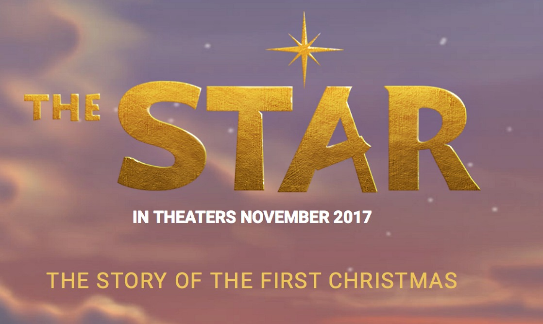 The Star is an animated film that tells the story of Christmas from a unique perspective!