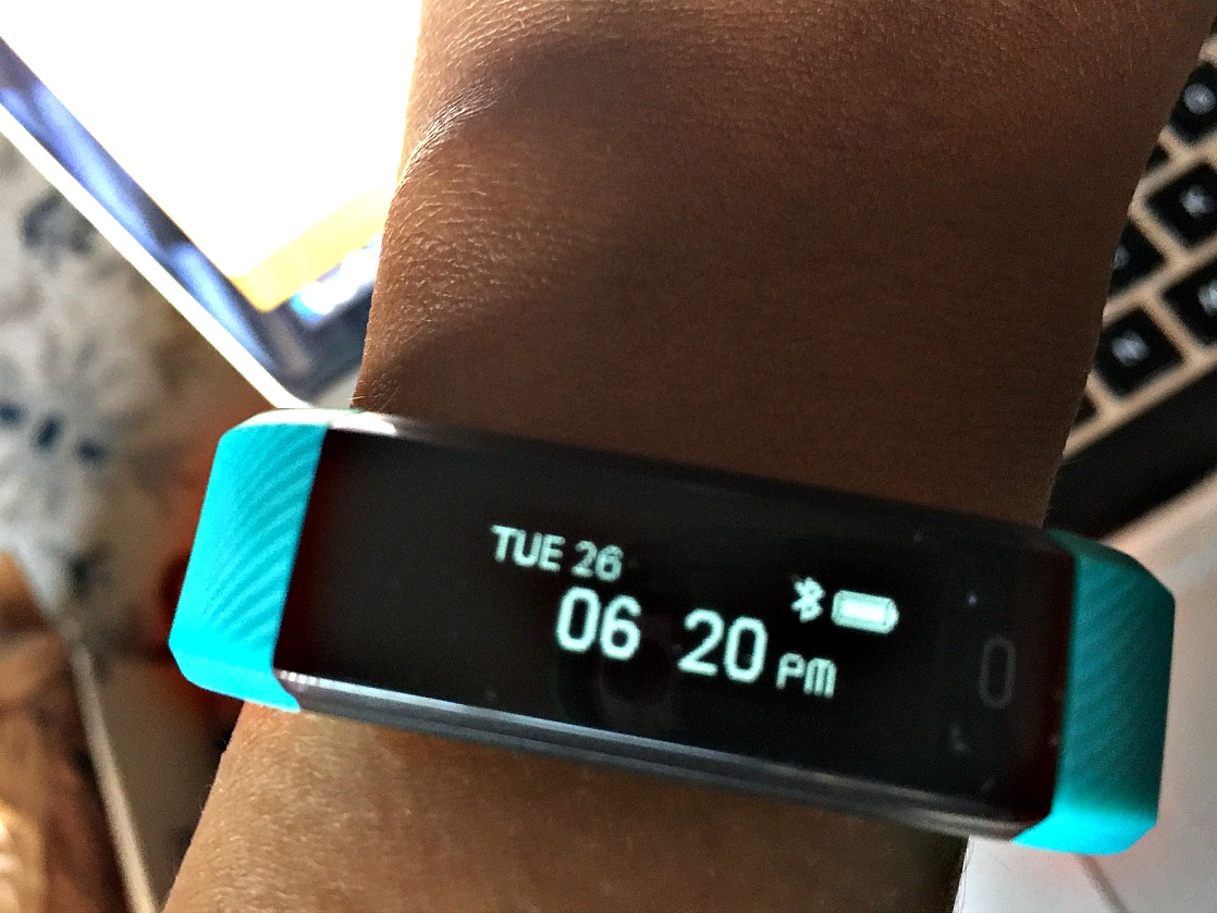 Trendy Pro Fitness Tracker - My New Fitness Sidekick
