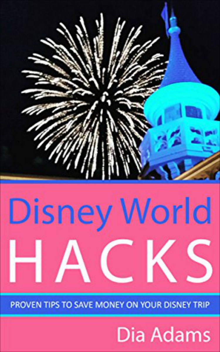 Disney World Hacks by Dia Adams is chock full of information to help you dave your money while on vacation with the Mouse!