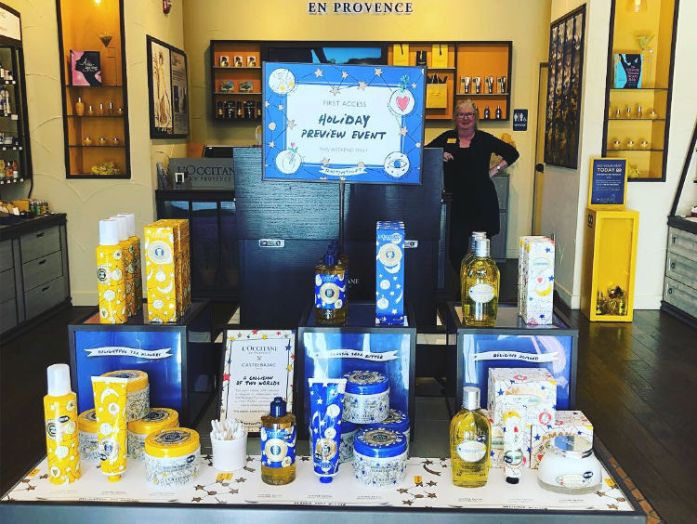 L'occitane's partnership with Castelbajac Paris is beautiful and purposeful for the holidays!