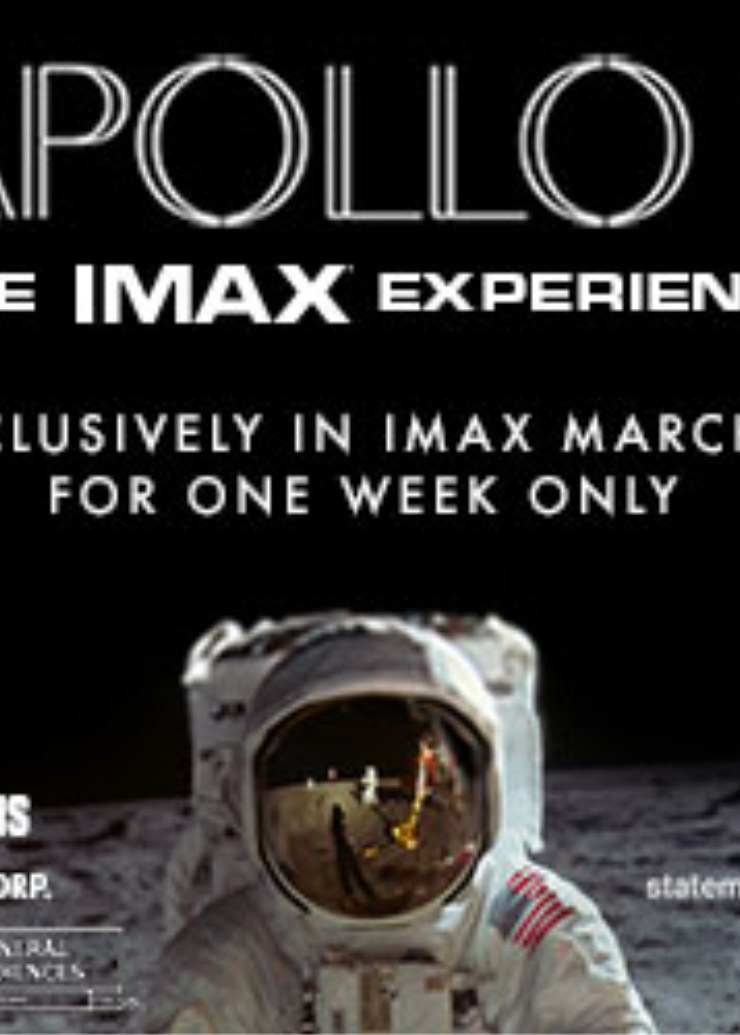 I'm So Excited to Experience The Apollo 11 Movie!