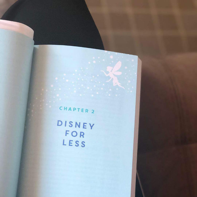 One of my favorite chapters in Walt Disney World Hacks by Susan Veness! Photo credit: Dee Dean
