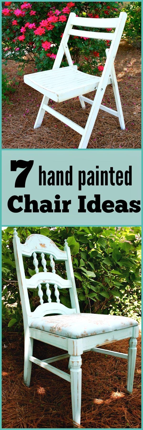 desk chair at walmart upholstered folding chairs hand painted ideas | refresh restyle