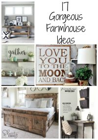 17 Gorgeous Farmhouse Projects | Refresh Restyle
