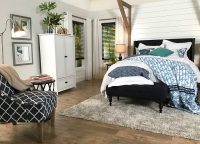 Farmhouse Bedroom Navy + White | Refresh Restyle