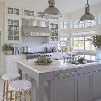 Gray Kitchen Ideas | Refresh Restyle