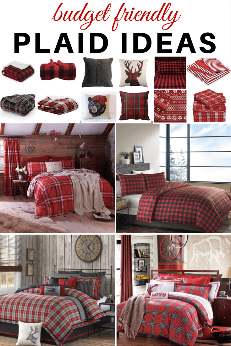 Plaid Ideas Bedroom Refresh Restyle